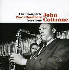 Complete Paul Chambers Sessions - John Coltrane (2013, CD NEUF)2 DISC SET