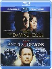 2 Movie Pack (Da Vinci Code, The / Angels & Demons) - Blu-ray Region B