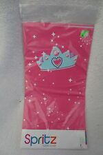 Spritz Birthday Princess Party Table cover Plastic 54 in x 84 in New