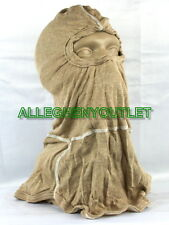 USGI Military PBI Antiflash Flame Fire Resistant NOMEX Tan BALACLAVA HOOD NEW