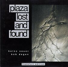 HEINZ SAUER & BOB DEGEN : PLAZA LOST AND FOUND / CD