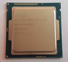Intel Core i7-4770 3.4 GHz 3.9GHZ TURBO Quad-Core LGA1150 CPU Processor