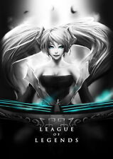 "194 League of Legends - Hot Online Video Game 14""x20"" Poster"
