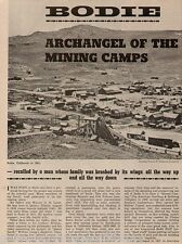 Archangel Of The Mining Camps Of Bodie, California +Loose,McGowan,Yurrinton
