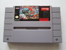 Street Fighter II 2 For Super Nintendo / SNES Game Cart - NTSC - Tested
