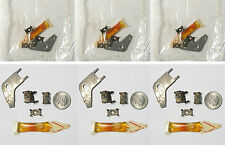 18pc Vintage Aurora AFX G+ Slot Car Special RACING OIL TRACK REPAIR CLIPS +TOOL