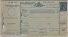 55384 - SAN MARINO -  BOLLETTINO SPEDIZIONE  Postale: 1,25  Lire - P 5