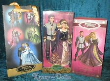 Disney Designer Fairytale Collection Doll  Princess Aurora And Prince Phillip