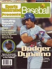 1996 Mike Piazza L.A. Dodgers SI Presents Sports Illustrated
