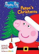 PEPPA PIG PEPPAS CHRISTMAS (DVD, 2014) NEW