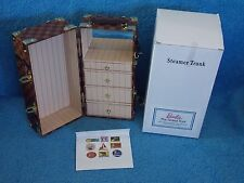 2012 Barbie Convention * Steamer Trunk * Great For Diorama