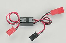 Traxxas 3035 Receiver Battery Pack Wiring Harness with Switch Revo