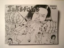 Inkstains Lite:  Season 2 Mini Comic