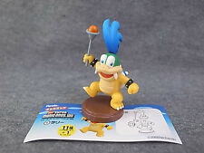 Furuta Choco Egg Super Mario Bros Wii Vol.4 No.6 Larry Koopa Candy Toy Figure JP