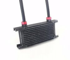 RC Drift Car 1:10 Scale Front Mount Oil Cooler mk2 Black (not intercooler)