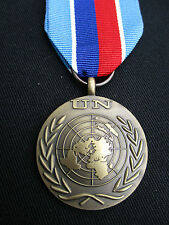 BRITISH ARMY,PARA,SAS,RAF,RM,SBS - UN Military Medal & Ribbon HAITI - F/S New!