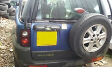LANDROVER FREELANDER 2001 PETROL 5sp BREAKING O/S RIGHT ALL PARTS N/S LEFT A/CON