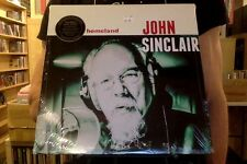 John Sinclair Mobile Homeland LP sealed colored vinyl + download RSD