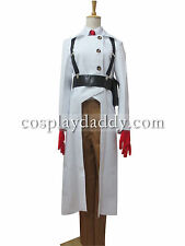 Team Fortress 2 Medic Suit Uniform Game Cosplay Costume