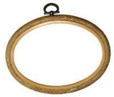 """Oval flexi hoop 8 x 10""""  Needlework - FHOV8"""