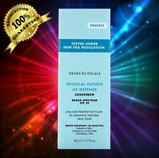 SkinCeuticals Physical Fusion UV Defense SPF50 1.7oz/50ml New In Box EXP 6/2018