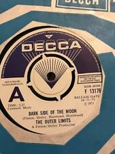 THE OUTER LIMITS DECCA DEMO BSIDE GREAT PSYCH DANCER