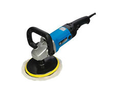 New Car Mop Polisher Buffer and Sander 180mm 1500w for Right or Left Handed Use
