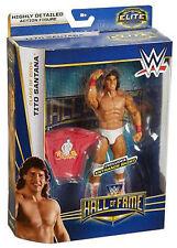 """WWE Tito santana elite Salón de la fama de clase de 2004 lucha libre figura de acción de 6"""""""