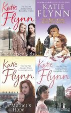 KATIE FLYNN __ 4 LIVRE SET __ MERSEY GIRLS THE GIRL FROM SEAFORTH SANDS __ NEUF