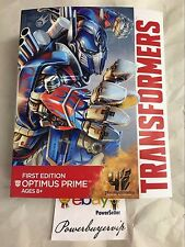 NEW Transformers Age of Extinction First Edition Optimus Prime Figure 2 DAYS GET