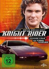Knight Rider - Die komplette 4. Staffel                                DVD   242