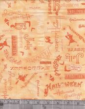 Red Rooster Fabrics  Halloween masquarade  4192  22702 mul2  100% Cotton   bty
