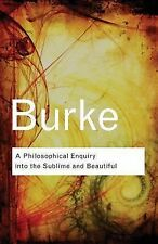 A Philosophical Enquiry into the Sublime and Beautiful by Edmund Burke (2008,...