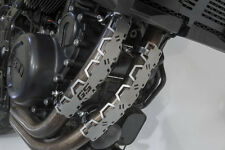 Exhaust header guards GS style BMW F650GS Twin / F700GS / F800GS