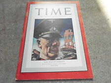 APRIL 28 1941 TIME vintage news magazine ** PROTECTOR OF THE ATLANTIC