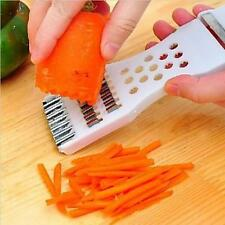 Kitchen Gadgets 5 in 1 Vegetable Fruit Potato Slicer Cutter Peeler Chopper Dicer
