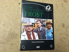* DVD TV NEW * A TOUCH OF FROST - TRUE CONFESSIONS * sca