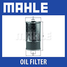Mahle Oil Filter OX38D (Mercedes Benz)
