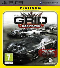RACE DRIVER GRID RELOADED PLATINUM (PS3) *NEW & SEALED*