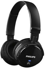 Philips SHB5500BK Bluetooth Headphone Black With Mic