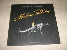 MODERN TALKING 33 TOURS BULGARIE THE 4ST ALBUM