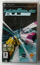 WIPEOUT PULSE WIPE OUT PULSE  PSP