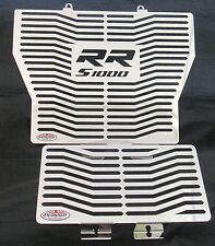 BMW S1000RR (09-14) RADIATOR & OIL COOLER PROTECTOR, COVER, GRILL, GUARD B005ROC