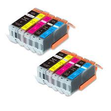 10PK Ink Cartridges for Canon PGI-250 CLI-251 BK C M Y PGBK MG5620 MX922 MX722