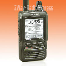 YAESU FT-2DE VHF-UHF Digital C4FM 5 Watts, WIRES-X, APRS, UNBLOCKED TX, FT-2DR