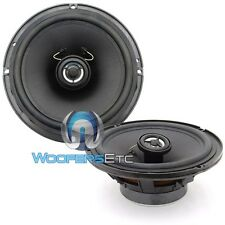 "PAIR FOCAL 6.5"" OEM REPLACEMENT 2-WAY BUILT IN TWEETERS COAXIAL SPEAKERS NEW"