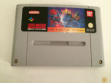 Super Nintendo SNES Spiel - Power Rangers The Fighting Edition