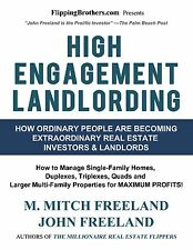 (Digital Book) High Engagment Landlording by M. Mitch Freeland, John Freeland