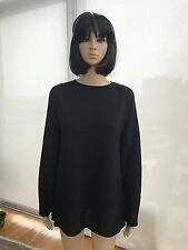 The Row women's sweater Banny Top, size M, new, made in USA, originally $1150