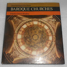 Baroque Churches by P & C Cannon-Brookes (1969, HC) Great Buildings of World